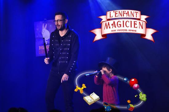 Baddef enfant magicien photo