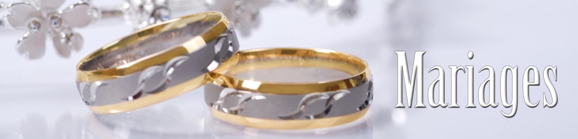 Bandeau mariage